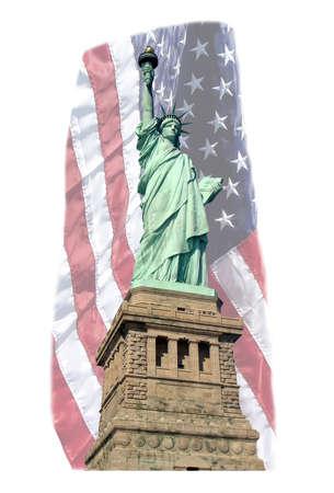 自由自由の女神像