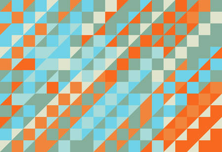imposition: Abstract triangle vector texture pattern