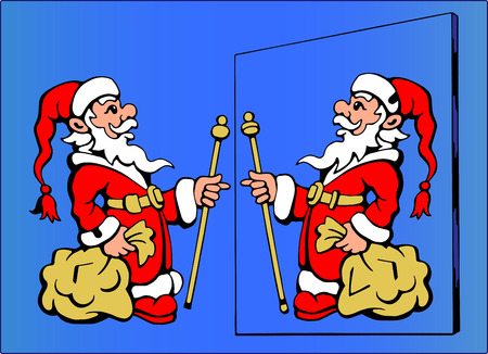 Santa Claus No 1- Find the ten differences
