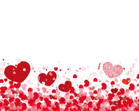 Valentine's Day Background Zdjęcie Seryjne - 115887109