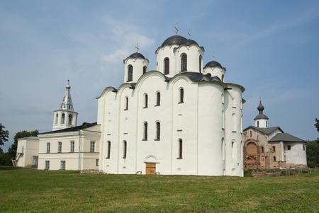 Saint Nicolas Cathedral, Novgorod the Great, Russia photo