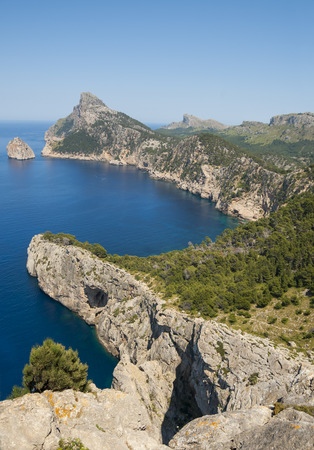 Cap de Formentor - northern end of Mallorca, Spain photo