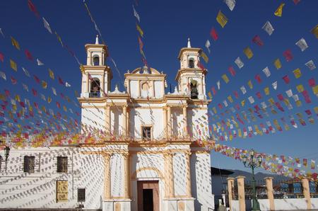Church in San Cristobal de las Casas, Chiapas, Mexico