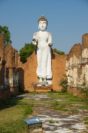 samut prakan: Buddha statue in Samut Prakan province, Thailand