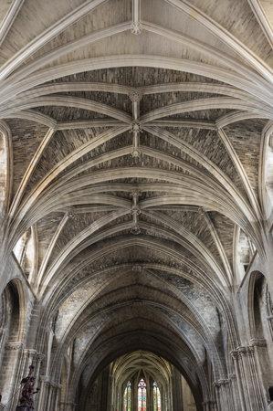 Bordeaux Cathedral (Cathedrale Saint-Andre de Bordeaux) is a Roman Catholic cathedral, seat of the Archbishop of Bordeaux-Bazas, located in Bordeaux, France