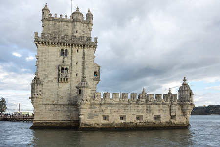 bastion: Belem Tower or the Tower of Saint Vincent is a fortified tower located in Lisbon, Portugal