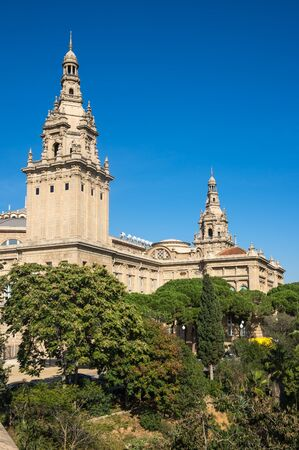 montjuic: The National Palace was the main site of the 1929 International Exhibition on the hill of Montjuic in Barcelona. Since 1934 it has been home to the National Art Museum of Catalonia, Spain