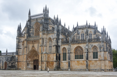 The Monastery of Batalha (Monastery of Saint Mary of the Victory) is one of the best and original examples of Late Gothic architecture in Portugal, intermingled with the Manueline style Editorial