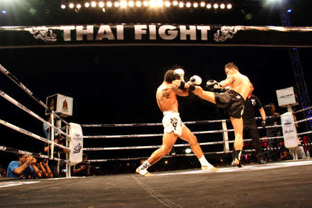 Muay Thai, Thai Fight super fights  in Ayutthaya