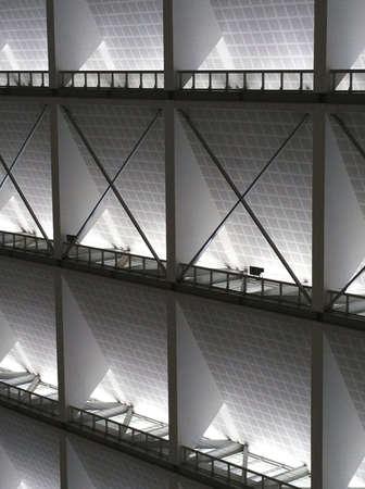Building interior design Reklamní fotografie