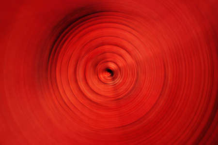rote ampel: abstract spiral red light blurry background