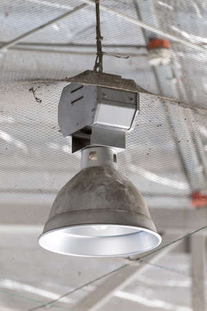 irradiate: dirty industrial lamp, High Bay Lighting