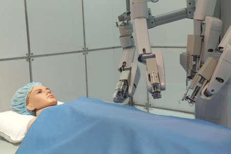 Cirugía robótica experimental