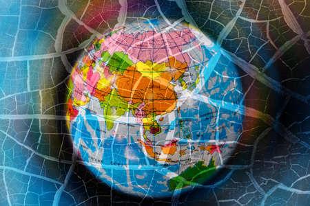global ball toy, breakdown of asia crisis