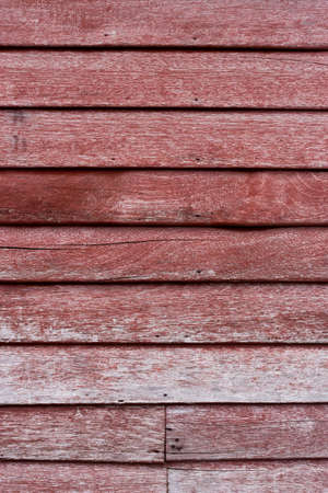 meterial: red old wood wall, background