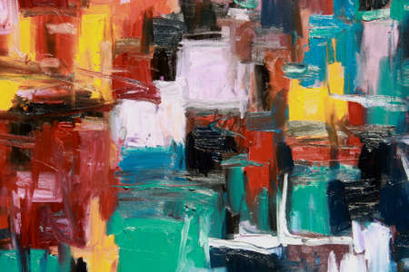 fine: Abstract painting