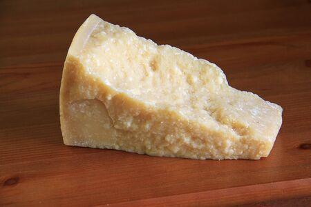 Food ingredients  parmesan cheese