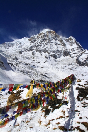 Travel Nepal  Annapurna South