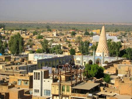 Travel Iran  Tomb of Daniel