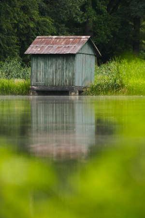 poisonous: Poisonous shack  Stock Photo