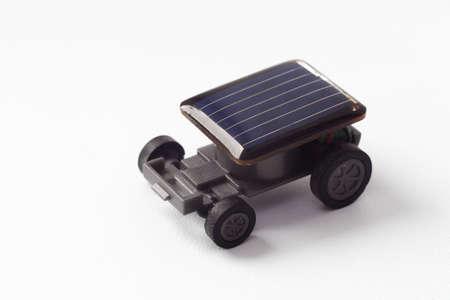 The smallest solar car