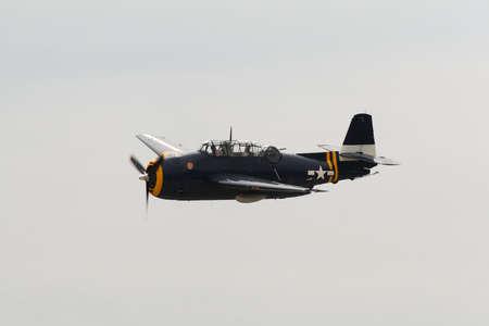 Avenger aircraft  Stock Photo - 14667760