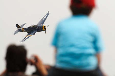 Avenger aircraft