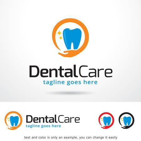 brand activity: Dental Care Template Design Vector