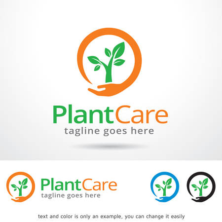 care: Plant Care  Template Design