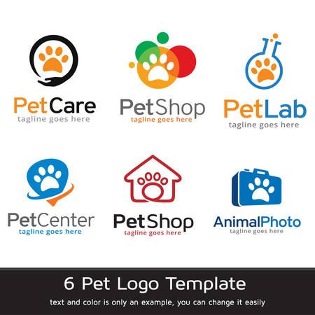 brand activity: Pet Shop Logo Template Design Vector