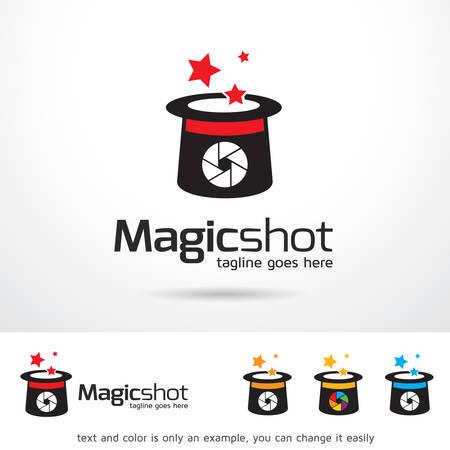 brand activity: Magic Shot Template Design Vector
