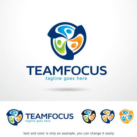 Team Focus Template Design