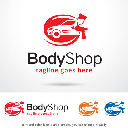 Body Shop Template Design