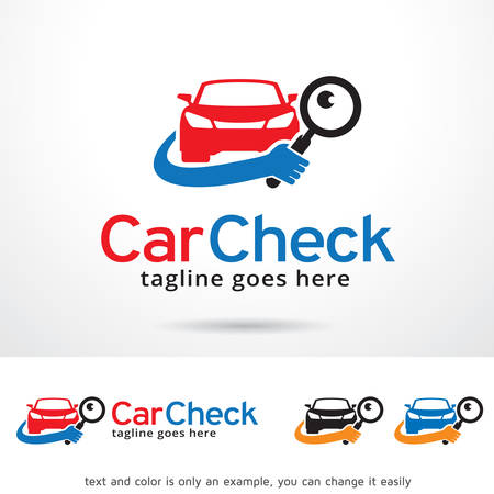 Car Check Template Design