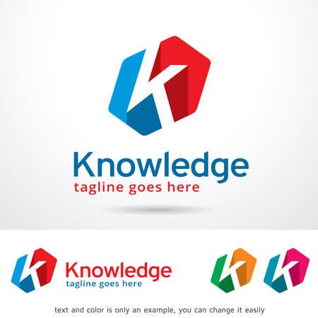 K 문자 로고 템플릿 디자인 벡터 스톡 콘텐츠 - 68996388