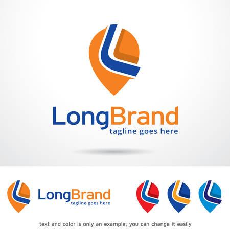 Letter L Logo Template Design Vector