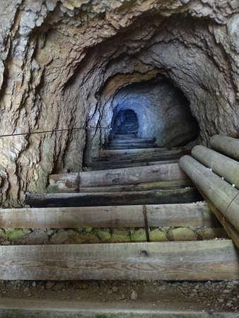 World war tunnels