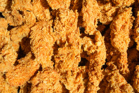 tenders: fried chicken many more yellow