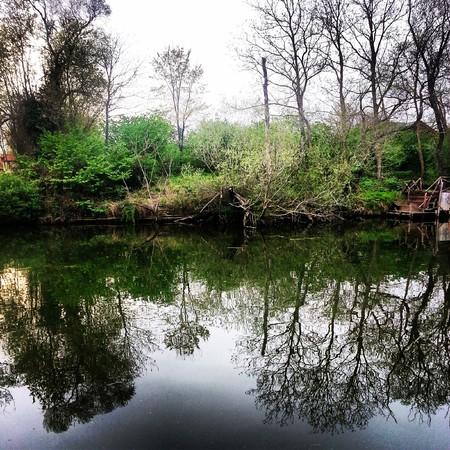 unsound: River in Agva Istanbul