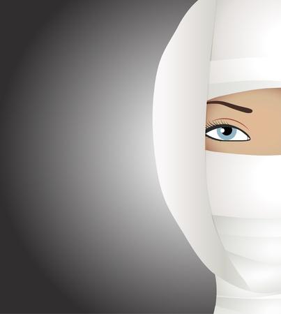 reconstruction: Face plastic reconstruction Illustration