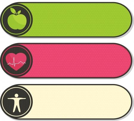 Gezondheidszorg stickers