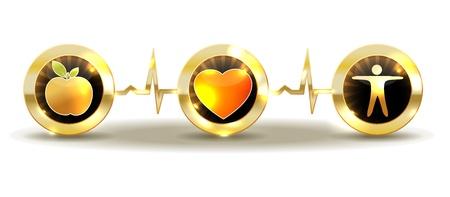 musicoterapia: Benessere e salute simbolo del cuore