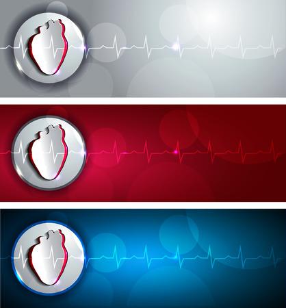 Medical health care concept illustration  Beautiful bright design  Vector