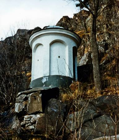 ethos: St  Ragnhilds source, Soderkoping, Sweden, Europe