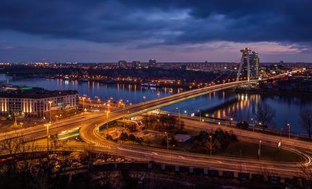uprising: Bridge of the slovak national uprising