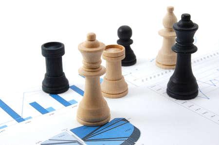 admonester: �checs de l'homme d'affaires � avertir tableau comportement strat�gique