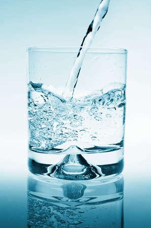Cocktail aus Wasser, wie eine Partei oder für Erfrischung trinken Standard-Bild - 4677693