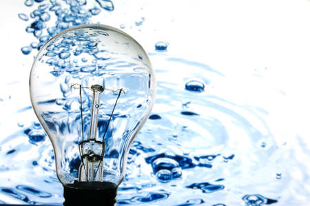 bulb showing concept of idea creativity and innovation Stock Photo - 5140952
