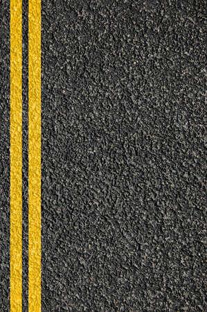 weg straat of asfalt textuur met lijnen