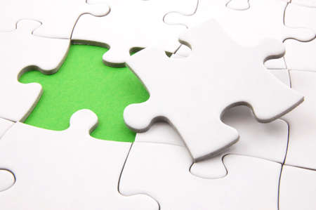 missing: jigsaw or puzzle background with copyspace for text